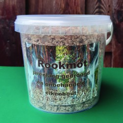 Rookmot Eiken 1 Liter